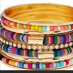 Bangle Serape Bracelet